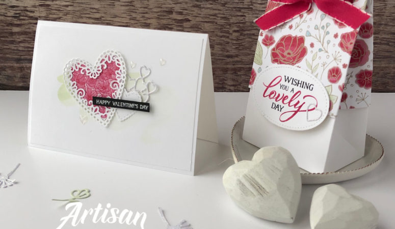 Stamping Sunday Blog Hop – All My Love