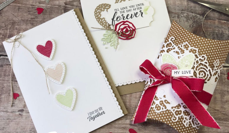 Stampin' UP! Artisan Design Team Blog Hop – Forever Lovely