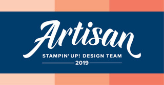 Stampin' Up! Artisan Design Team 2019