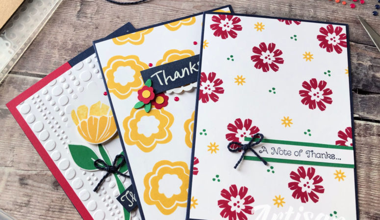 Creation Station Blog Hop – Happy New to You