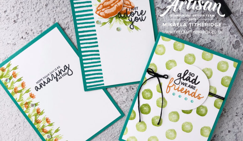 Stampin' Creative Blog Hop – Simple Stamping