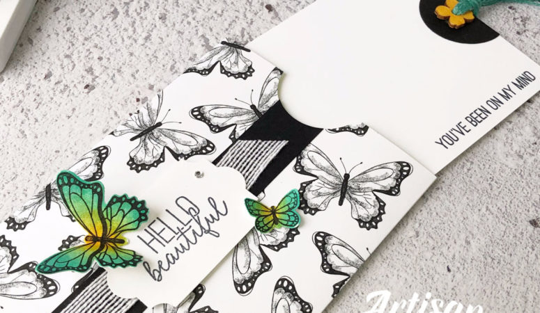 A Butterfly Duet with Emma Goddard, UK Artisan