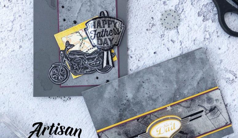 Stampin' Up! Artisan Design Team – Geared Up Garage