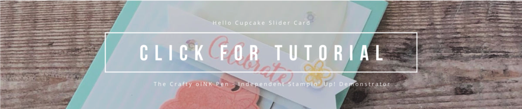 Slider Card Tutorial by Mikaela Titheridge, Independent Stampin' Up! Demonstrator, The Crafty oINK Pen. Supplies available through my online store 24/7