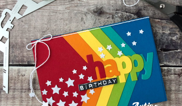 Stampers Showcase share a Birthday theme