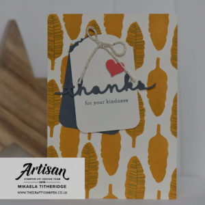Lets Get Hopping CASE Yourself. Botanical Blooms to Humming Along by Artisan Design Team Member 2019, Mikaela Titheridge, UK Independent Stampin' Up! Demonstrator, The Crafty oINK Pen. Supplies available through my online store 24/7