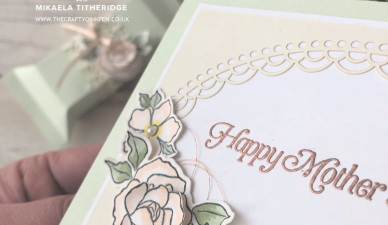 Stampin' Creative Blog Hop – Fabulous Flowers