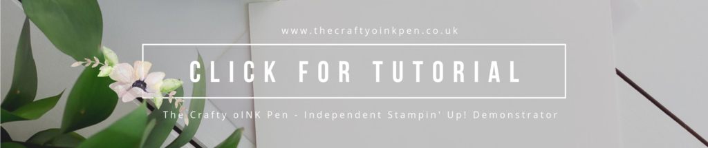 Little Elephant Carry Over Class Tutorial by Artisan Design Team Member 2019, Mikaela Titheridge, UK Independent Stampin' Up! Demonstrator, The Crafty oINK Pen. Supplies available through my online store 24/7
