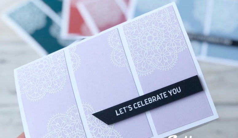 Stampin' Creative Blog Hop – New In Colours
