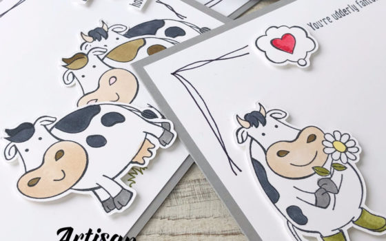 Over The Moon with the Greek Isles incentive Trip Achievers Blog Hop and a freestyle theme by Artisan Design Team Member 2019, Mikaela Titheridge, UK Independent Stampin' Up! Demonstrator, The Crafty oINK Pen. Supplies available through my online store 24/7