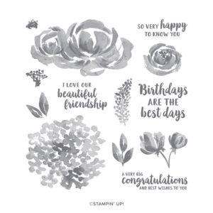 Beautiful Friendship Stamp Set available from Artisan Design Team Member 2019, Mikaela Titheridge, UK Independent Stampin' Up! Demonstrator, The Crafty oINK Pen. Supplies available through my online store 24/7