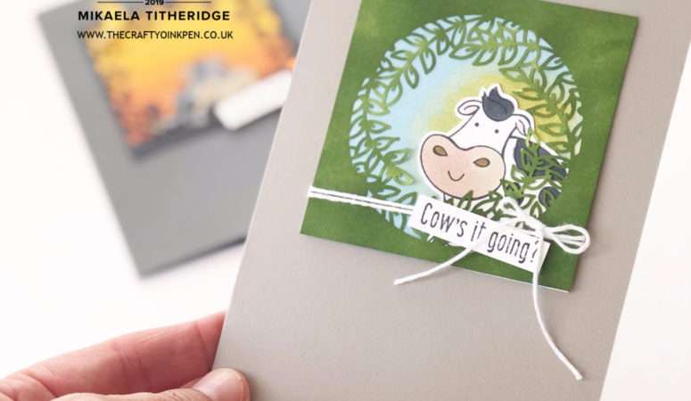 Stampin' Creative Blog Hop – Animal Antics