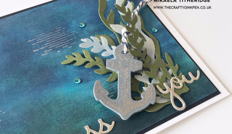 Stampers Showcase Blog Hop – Masculine