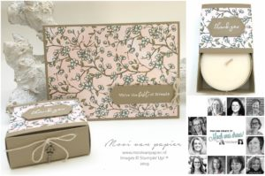 You Can Create It July Kit - with Artisan Design Team Member 2019, Mikaela Titheridge, UK Independent Stampin' Up! Demonstrator, The Crafty oINK Pen. Supplies available through my online store 24/7