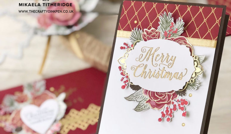 Artisan Design Team Blog Hop – Christmastime is Here