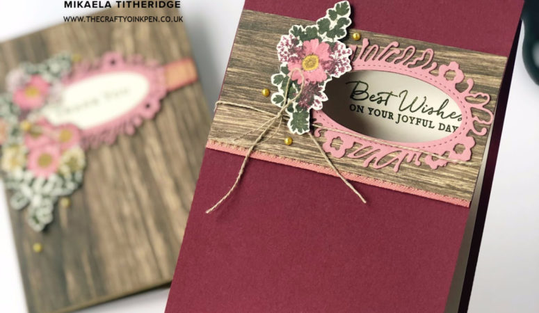 You Can Create it Kit – Pressed Petals
