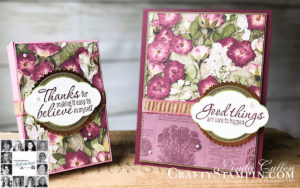 You Can Create it, September Packet. Products available through Artisan Design Team Member 2019, Mikaela Titheridge, UK Independent Stampin' Up! Demonstrator, The Crafty oINK Pen. Supplies available through my online store 24/7