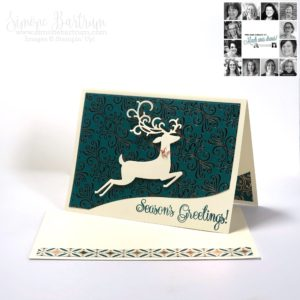 You Can Create It Papercraft Kit using Brightly Gleaming. Kit available in the UK from Artisan Design Team Member 2019, Mikaela Titheridge, UK Independent Stampin' Up! Demonstrator, The Crafty oINK Pen. Supplies available through my online store 24/7