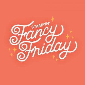 Stampin' Fancy Friday Design Team with Mikaela Titheridge, UK Independent Stampin' Up! Demonstrator, The Crafty oINK Pen. Supplies available through my online store 24/7