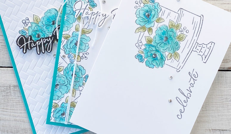 Stampin' Sunday – Sale-a-Bration Favourites