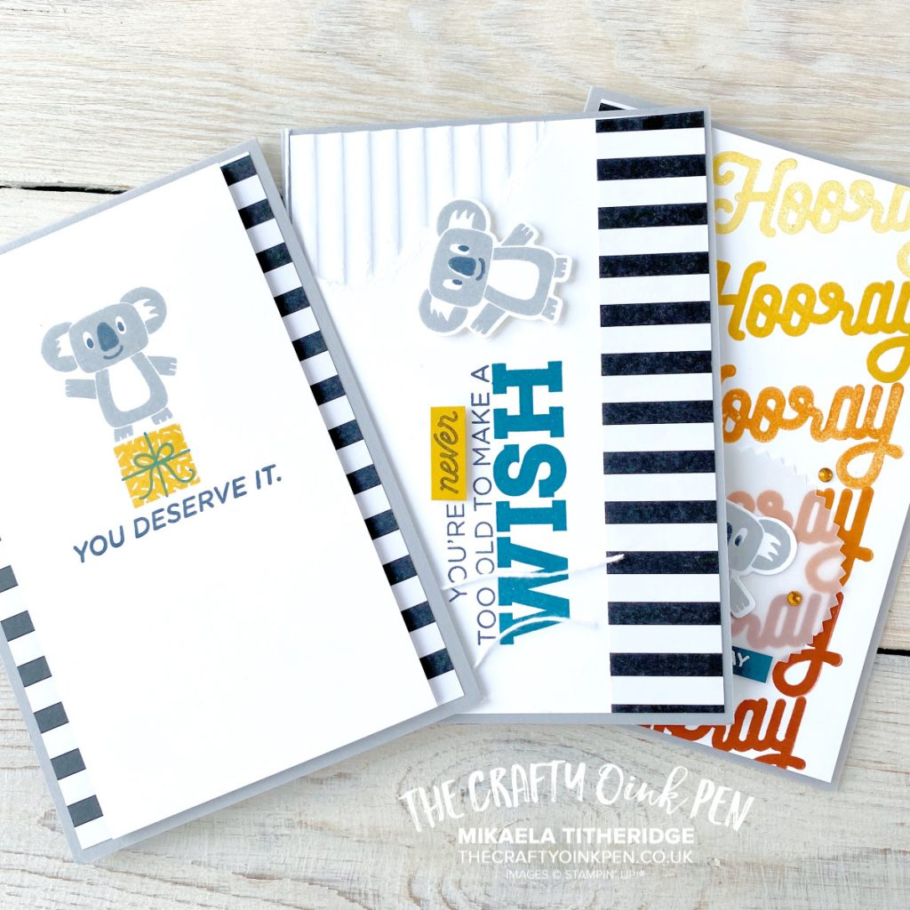 Match Making with Broadway Birthday and Bonanza Buddies from the Bonanza Birthday Suite by Mikaela Titheridge, UK Independent Stampin' Up! Demonstrator, The Crafty oINK Pen. Supplies available through my online store 24/7