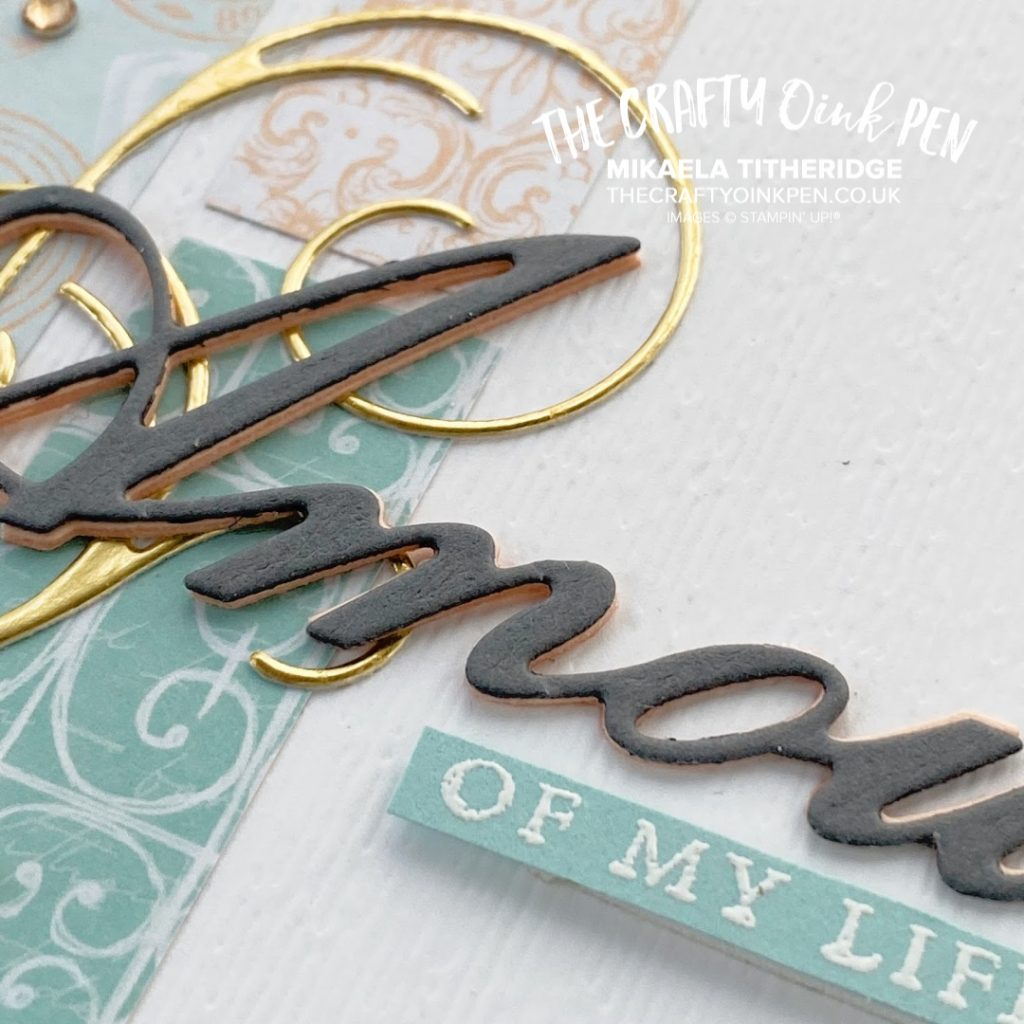 All Star Tutorial Bundle March 2020 using the Parisian Blossom Suite and for me the Specialty. Designer Series Paper and the Parisian Beauty Bundle by Mikaela Titheridge, UK Independent Stampin' Up! Demonstrator, The Crafty oINK Pen. Supplies available through my online store 24/7