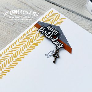 Well Dressed masculine cards for Sending you thoughts by Mikaela Titheridge, UK Independent Stampin' Up! Demonstrator, The Crafty oINK Pen. Supplies available through my online store 24/7