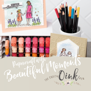 Beautiful Moments Papercraft Class at Dunelm Mill, Huntingdon, Cambridgeshire by Mikaela Titheridge, UK Independent Stampin' Up! Demonstrator, The Crafty oINK Pen. Supplies available through my online store 24/7