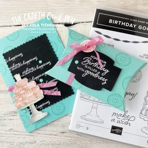 by Mikaela Titheridge, UK Independent Stampin' Up! Demonstrator, The Crafty oINK Pen. Supplies available through my online store 24/7