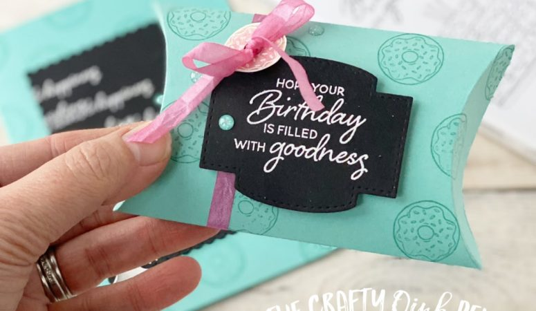 Stampers Showcase – It's Your Birthday
