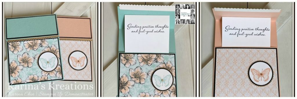 You Can Create it offering by Karina. Order your Papercraft Kit through Mikaela Titheridge, UK Independent Stampin' Up! Demonstrator, The Crafty oINK Pen. Supplies available through my online store 24/7