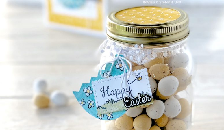 Welcome Easter Chick – One Stamp at a Time OSAT