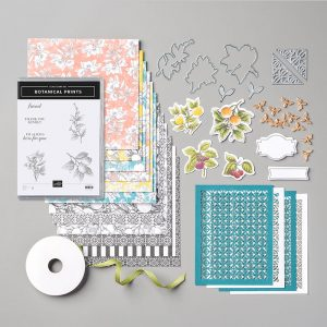 Buy your Botanical Prints Product Medley here and obtain your FREE Tutorial Bundle that will give you twelve projects to recreate with it. Mikaela Titheridge, UK Independent Stampin' Up! Demonstrator, The Crafty oINK Pen. Supplies available through my online store 24/7