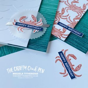 Make a Splash with Lilypad Lake and Label me Bold for a set of Masculine cards ... one for the guys by Mikaela Titheridge, UK Independent Stampin' Up! Demonstrator, The Crafty oINK Pen. Stampin' Up! Products available through my online UK store 24/7. Use my Shopping Code at checkout for personal rewards from me.