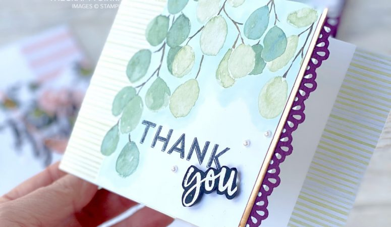 Notes of Kindness Altered cards