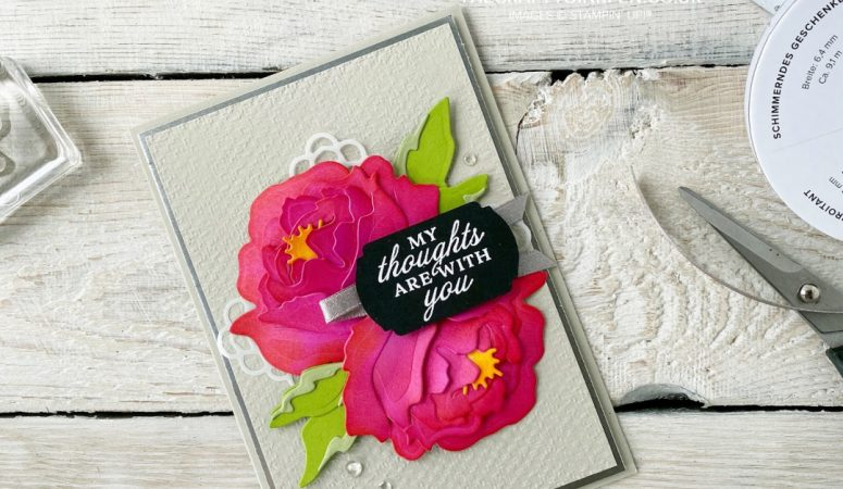 Stampin' Fancy Friday – Sweet Suites Challenge