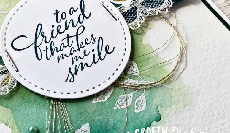 Stampin' Fancy Friday – CASE a Fancy Friend