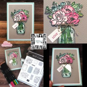 You Can Create it card by Anja. Kit Available in the UK from Mikaela Titheridge, UK Independent Stampin' Up! Demonstrator, The Crafty oINK Pen. Stampin' Up! Products available through my online UK store 24/7. Use my Shopping Code at checkout for personal rewards from me.