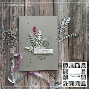 You Can Create it card by Heike. Kit Available in the UK from Mikaela Titheridge, UK Independent Stampin' Up! Demonstrator, The Crafty oINK Pen. Stampin' Up! Products available through my online UK store 24/7. Use my Shopping Code at checkout for personal rewards from me.