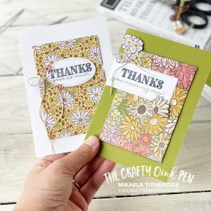 You Can Create it YCCI with a Quarterly Papercraft Kit and this month we are featuring the Ornate Garden Suite by Mikaela Titheridge, UK Independent Stampin' Up! Demonstrator, The Crafty oINK Pen. Stampin' Up! Products available through my online UK store 24/7. Use my Shopping Code at checkout for personal rewards from me.