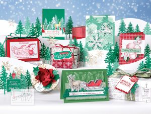 Stampin' Up! Mini Seasonal Christmas Catalogue 2020-2021 available from Mikaela Titheridge, UK Independent Stampin' Up! Demonstrator, The Crafty oINK Pen. Stampin' Up! Products available through my online UK store 24/7. Use my Shopping Code at checkout for personal rewards from me.