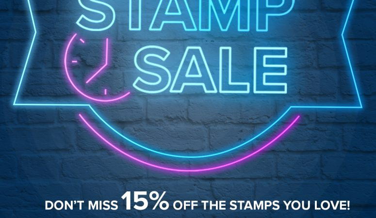 Get 15% off in our Stampin' Up! 24 Hour Stamp Set Sale