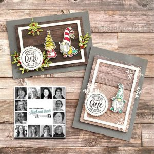 You Can Create it like Heiki with the September You Can Create it Papercraft Kit. Buy your Quarterly Kit here in the UK from me, Mikaela Titheridge, The Crafty oINK Pen. Independent Stampin' Up! Demonstrator.