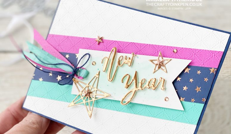 Stampin' Creative – New Year Celebration