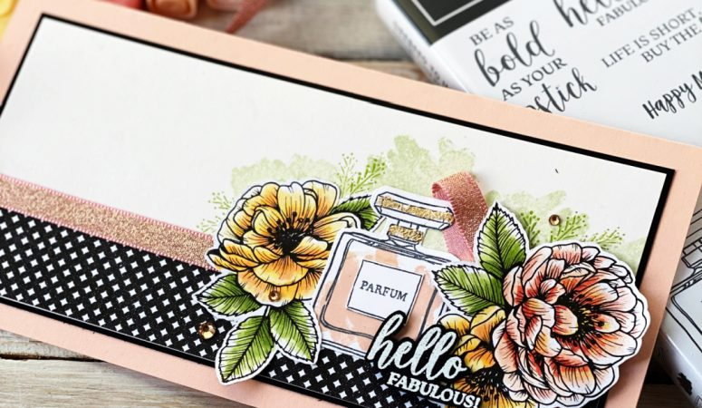 Stampin' Creative – Glitter and Glamour