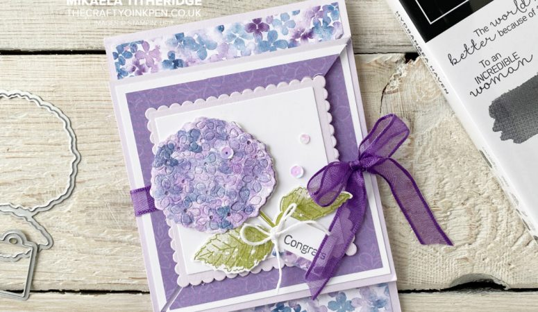 All Star Tutorial Hop – Hydrangea Hill Suite