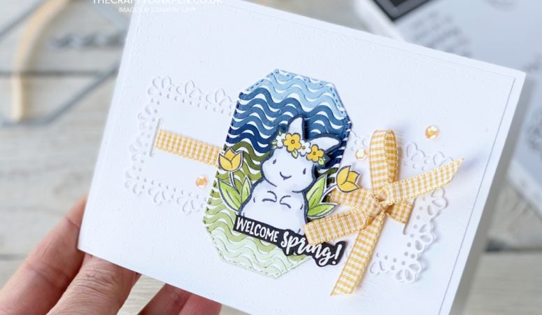 Stamping INKSpirations – Spring towards Easter