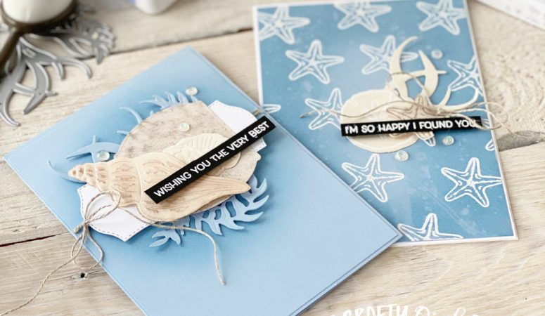 You Can Create it with Stampin' Up!'s Sand and Sea Suite