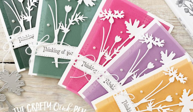 You Can Create it with Stampin' Up!'s New In Colours