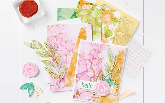 Stampin' Up! Annual Catalogue 2021-2022 has launched